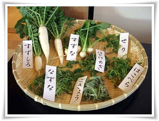 七草粥の種類と栄養素まとめ!むくみ解消やダイエットの効能も?2