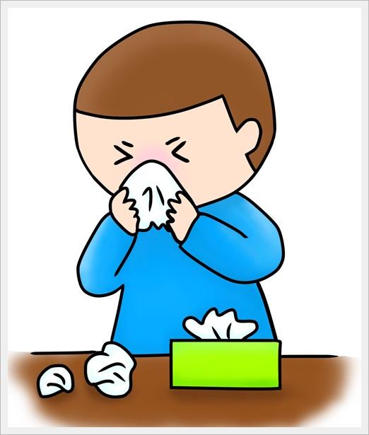 秋・冬アレルギーって?鼻水・鼻づまりの症状におすすめ対処法5選3