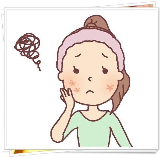 30代女性の美容の悩みランキングBEST10!肌から髪まで体全体に?4