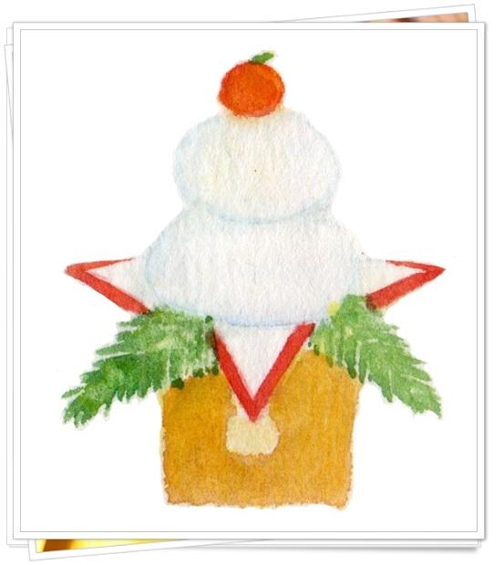お正月鏡餅の飾る日はいつからいつまで?飾る場所に仏壇や半紙はNG?2