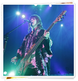 和楽器バンドの亜沙の年齢や本名!性別は女だと思いきや彼女がいる?ベース