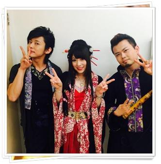 神永大輔(和楽器バンド)は結婚して妻と子供がいる噂が?出身大学も華風月