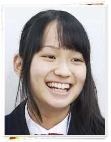 篠原梨菜は顔も性格もかわいい?大学など学歴は?身長や年齢も紹介!中学