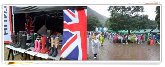 フジロックフェスティバルの初心者の為の服装や持ち物!行き方も!雨