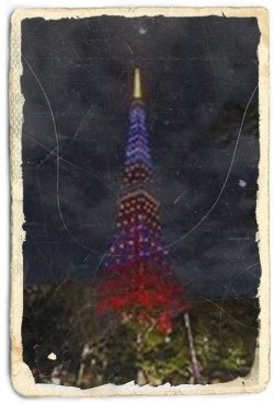 ハロウィン 東京タワー