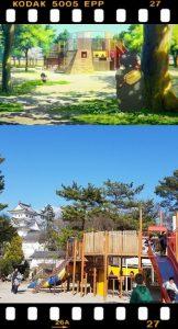 聲の形の聖地(美術館・遊園地・高校など)!岐阜のどの場所がモデル?10