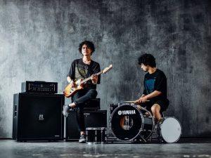 キツネツキ(アーティスト)のドラムが良い曲!おすすめグッズも!1