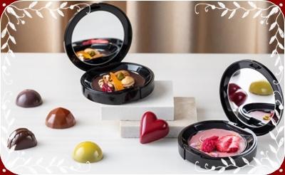 バレンタインデートレンド2020 コンパクト