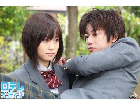 そして、佐藤健のファンの間でも人気の恋愛映画が「カノジョは嘘を愛しすぎている」33