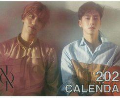 【東方神起のカレンダー・2020版(公式)の値段!卓上でも使えるの?】1